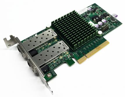 PCI-e RAID контроллер SuperMicro AOC-STGN-I2S