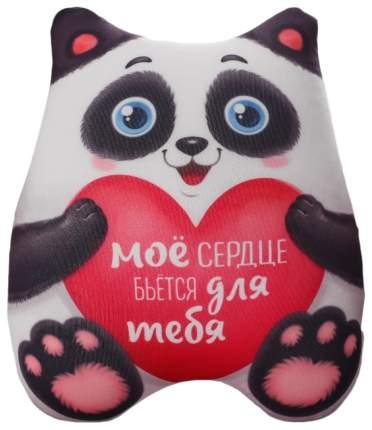"Игрушка антистресс ""Моё сердце бьется для тебя"" панда Mni Mnu"