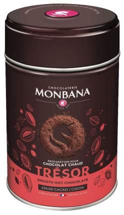 Горячий шоколад Monbana шоколадное сокровище 250 г
