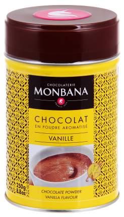 Горячий шоколад Monbana ваниль 250 г