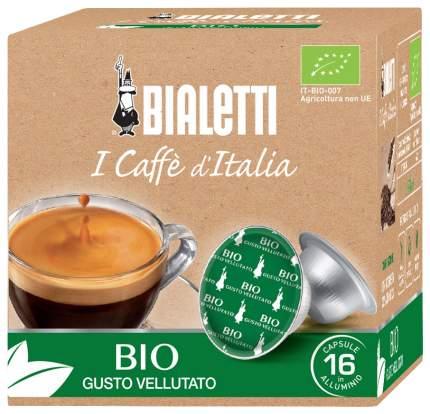 Кофе Bialetti Biologico капсулы для кофемашин 16 шт