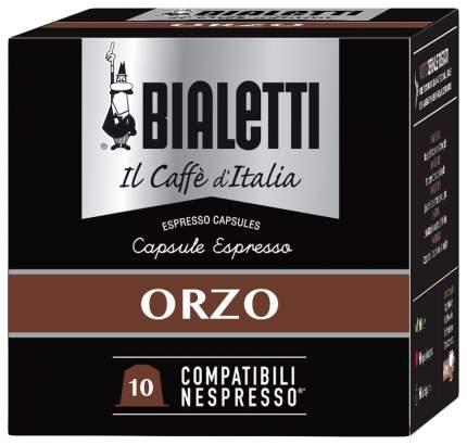 Капсулы Биалетти Barley стандарта Nespresso ячмень 10 шт