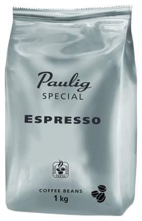 Кофе в зернах Paulig Special Espresso натуральный 1000 г