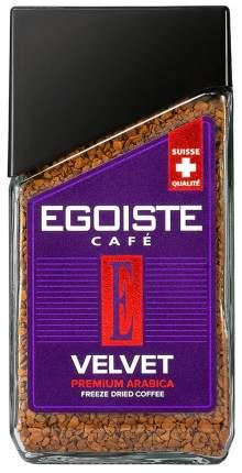 Кофе Эгоист вельвет сублимированный 95 г