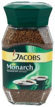 Кофе растворимый Jacobs Monarch Intense стеклянная банка 190 г