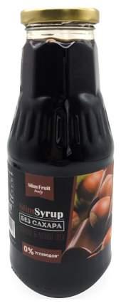 Сироп Slim Fruit шоколад-лесной орех 330 г