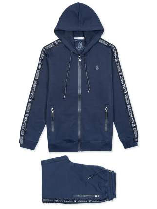 Спортивный костюм Великоросс K502, синий, 46 RU