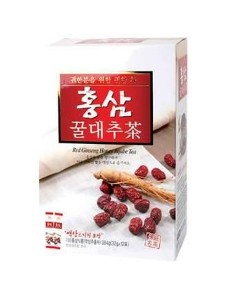 Сироп Da Jung Damizle Red Ginseng Honey Jujube Tea для приготовления напитков