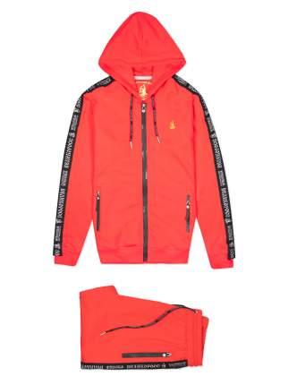 Спортивный костюм Великоросс К505, красный, 48 RU