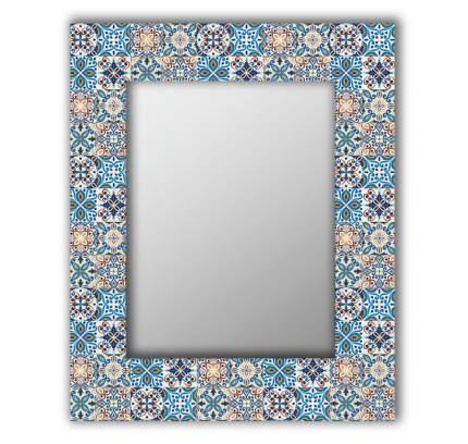 Настенное зеркало Мексиканская плитка 04-0117-65х80 Дом Корлеоне