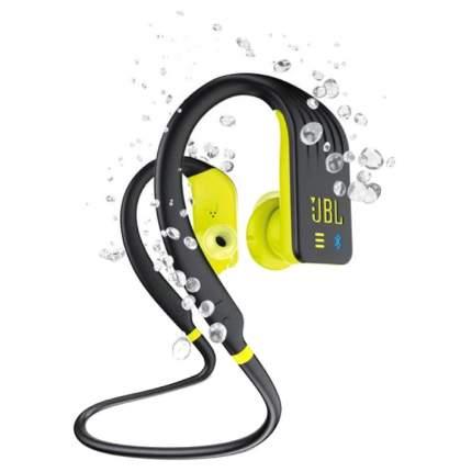 Беспроводные наушники JBL Endurance DIVE Yellow\Black
