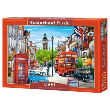 Пазл Castorland Лондон 1500 деталей