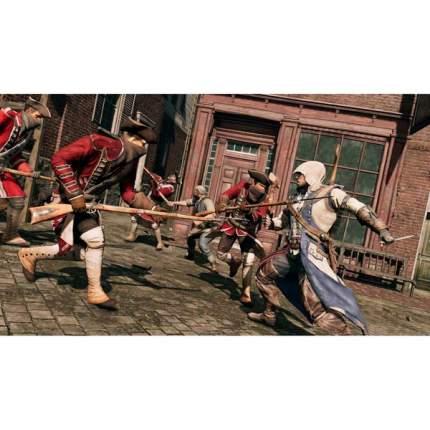 Игра Assassin Creed 3 + AC Liberation Remaster для Nintendo Switch