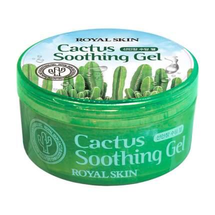 Многофункциональный гель Royal Skin для лица и тела с экстрактом кактуса