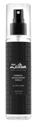 Дезодорант Zeitun Ultra Pure Mineral Deodorant Spray