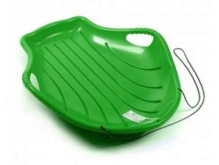 Санки пластиковые Барс Снежный Скат в ассортименте