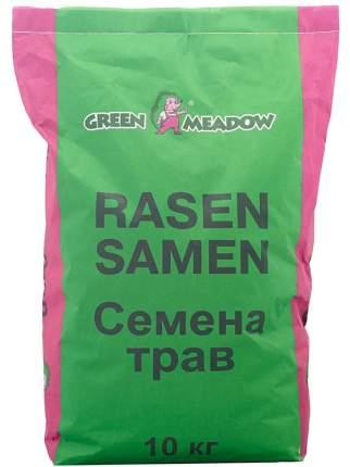 Семена газона Green Meadow Декоративный газон для глинистых почв 10 кг
