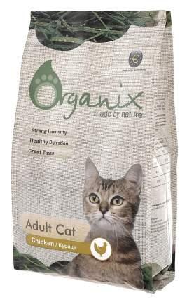 Сухой корм для кошек Organix Adult Cat, курица, 1,5кг