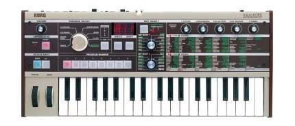 Аналогово-моделирующий синтезатор Korg Microkorg MK1