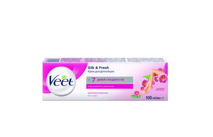 Крем для депиляции Veet Для нормальной кожи 100 мл
