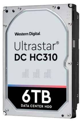 Жесткий диск Western Digital Ultrastar DC HC310 6 TB (HUS726T6TAL5204)