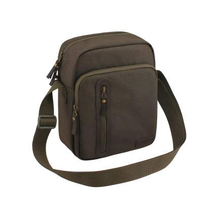 Спортивная сумка Aquatic С-46ТК темно-коричневая