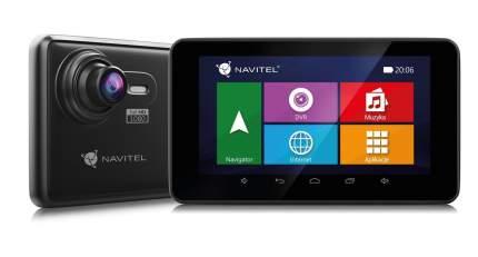 Автомобильный навигатор c видеорегистратором NAVITEL RE 900