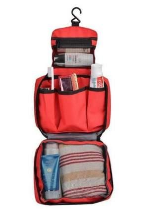 Органайзер для путешествий Travel Wash Bag (Цвет: Красный  )