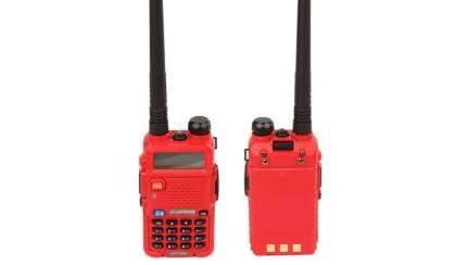 Комплект раций Baofeng UV-5R - RED/2