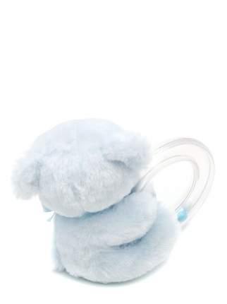 Игрушка мягкая My First Teddy Rattle Blue 10 см Gund