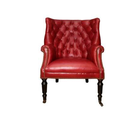 Кресло для гостиной ROOMERS C0061-1D/Royal rouge B#52, красный