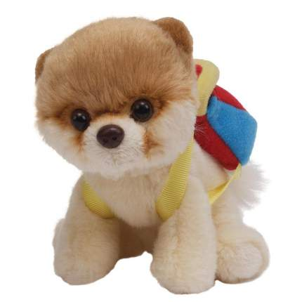 Игрушка мягкая Itty Bitty Boo With Backpack 12,5 см Gund