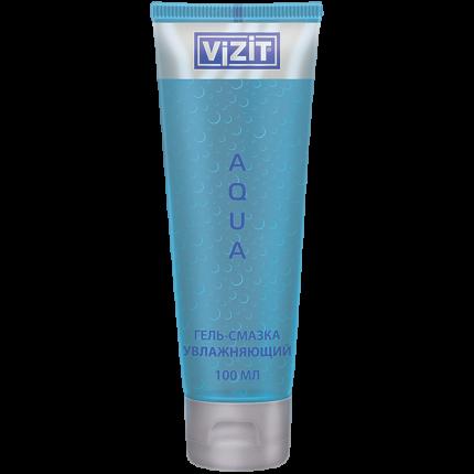 Гель-смазка VIZIT Aqua Увлажняющий 100 мл