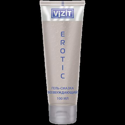 Гель-смазка VIZIT Erotic Возбуждающий 100 мл