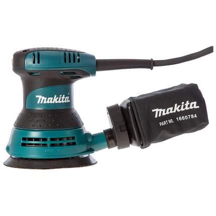 Сетевая эксцентриковая шлифовальная машина Makita BO5030