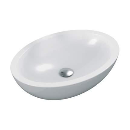 Страда Умывальник-чаша овальный 600х420 мм, белый