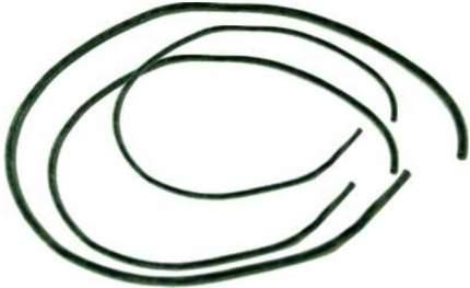 Кембрики резиновые черные