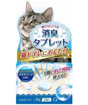 Функциональный уничтожитель сильных запахов Japan Premium Pet с ароматом детского мыла 2шт