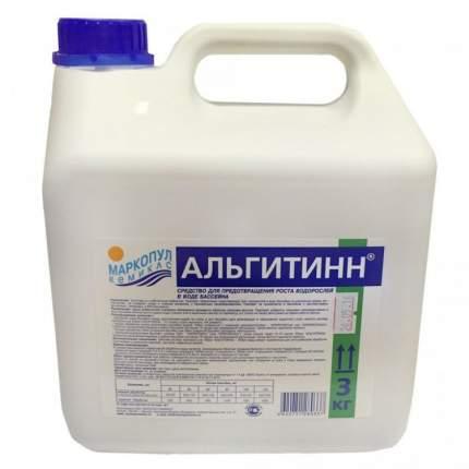Средство для чистки бассейна Маркопул Альгитинн ХИМ14 3 л