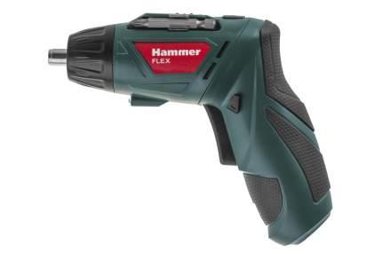 Аккумуляторная отвертка Hammer 102-007