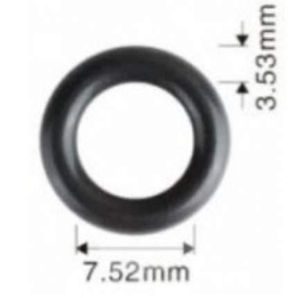 G1422 Уплотнительное кольцо нижнее 50шт. Car-tool N24056
