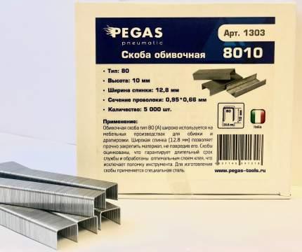Скоба Pegas 8012 12мм уп. 5000 шт.