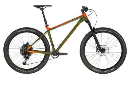 "Велосипед Kellys Gibon 70 2019 19.5"" зеленый"
