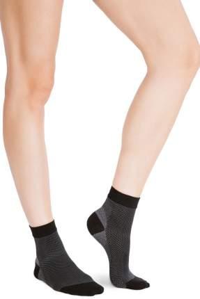 Носки компрессионные Belly Bandit Compression Ankle Sokc, black/grey, 37-41 RU