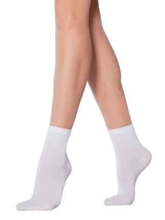Носки компрессионные Belly Bandit Compression Ankle Sokc, white/grey, 36-38 RU