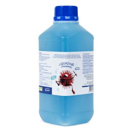 Биопрепарат Ликвазим для прочистки труб, устранения запахов, улучшения работы септиков 1 л