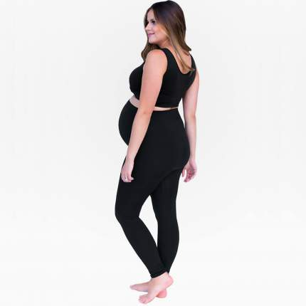 Леггинсы-бандаж для беременных Belly Bandit Bump Support Black XL (50-54)