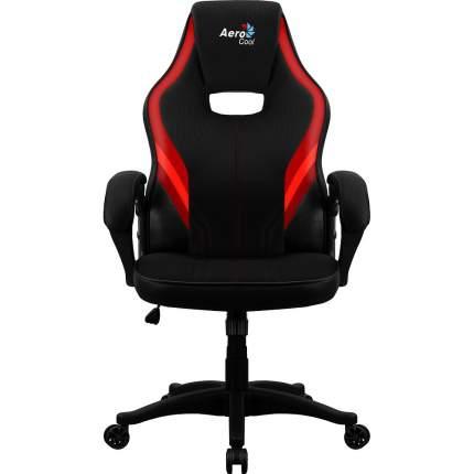 Игровое кресло AeroCool AERO 2 Alpha, черный/красный