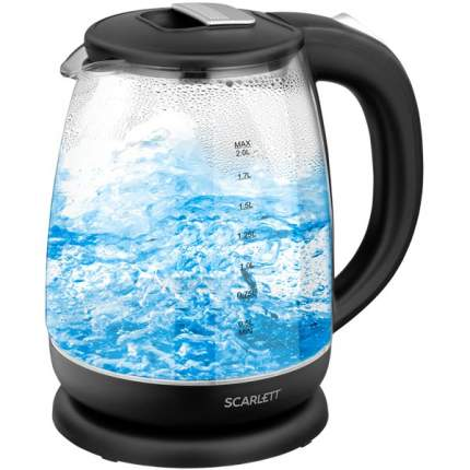 Чайник электрический Scarlett SC-EK27G80 Black