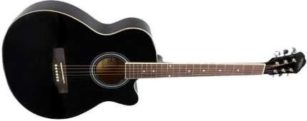 Гитара акустическая Caravan Music Hs-4010 Bk